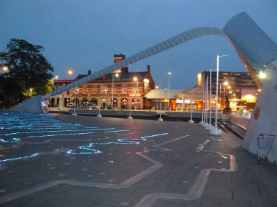 Houses for sale in Coventry - Millennium Square