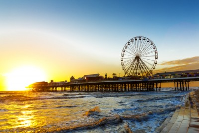 Houses for sale in Blackpool - a property guide