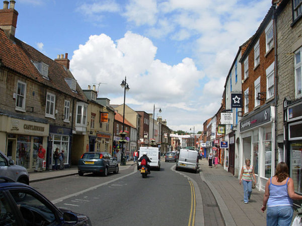 Sleaford High St