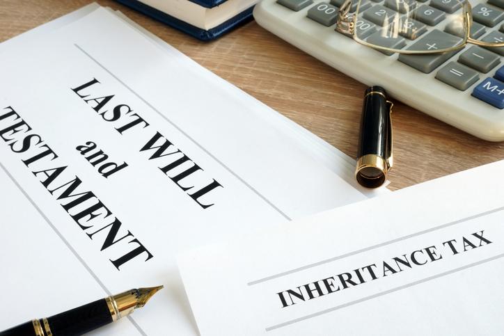 Property inheritance tax