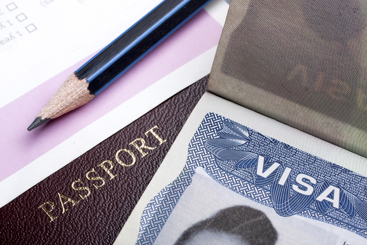 Tips for relocating overseas - visa