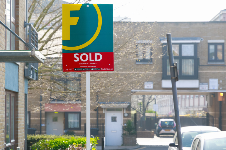 Property inheritance: Selling a house