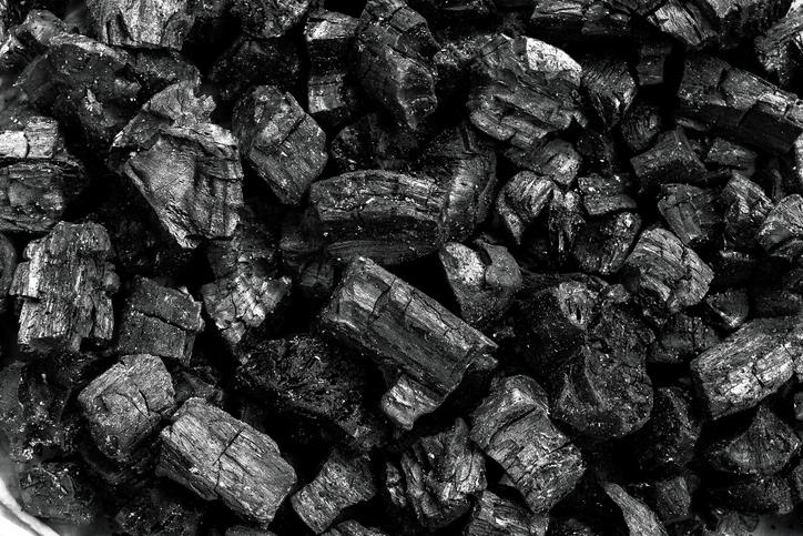 Off-grid heating options - coal
