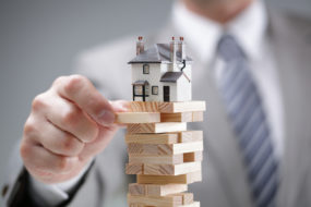 Sell a house with negative equity